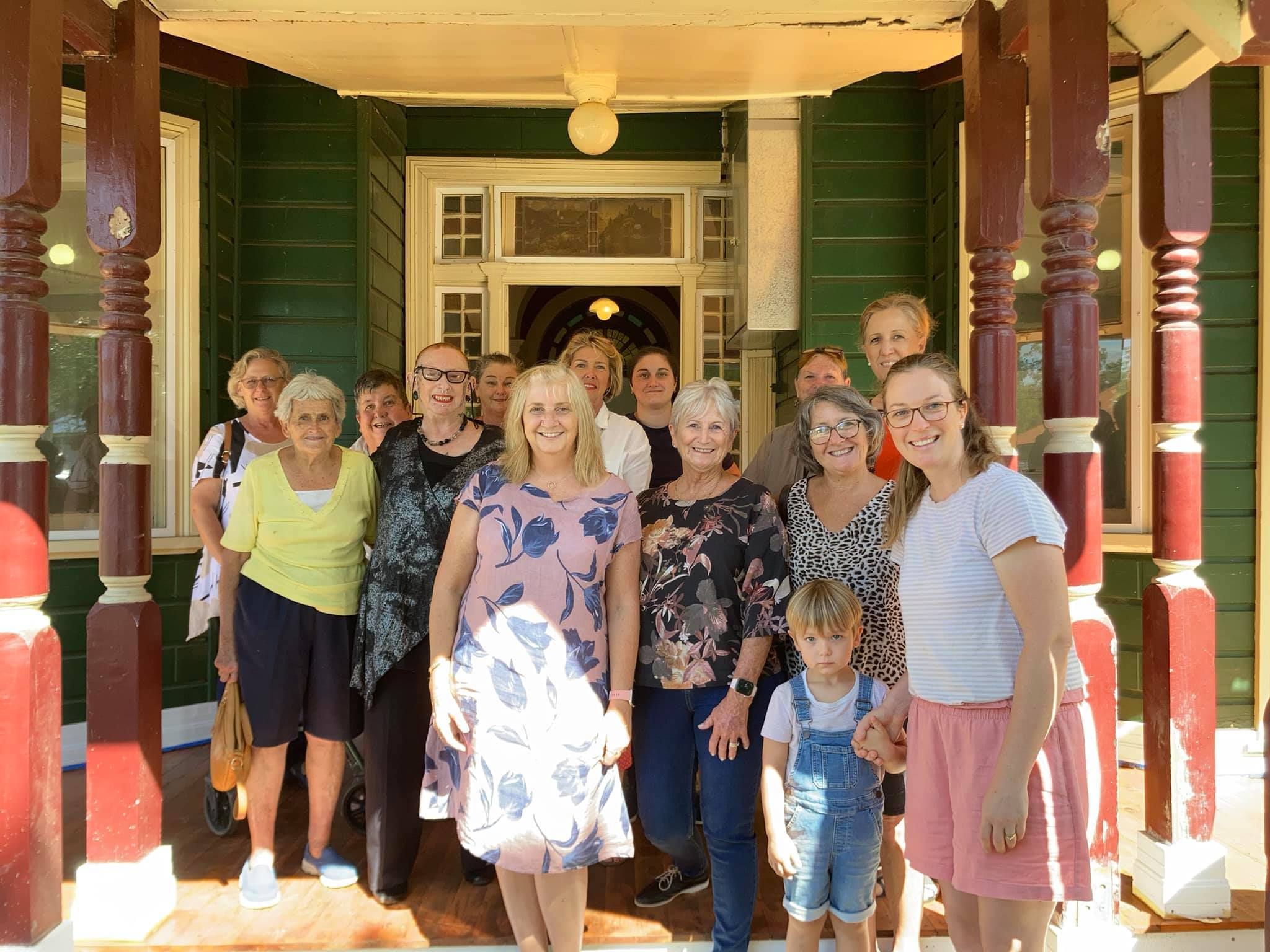 Moree Womens Shed